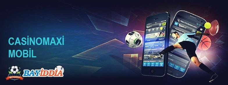 casinomaxi mobil
