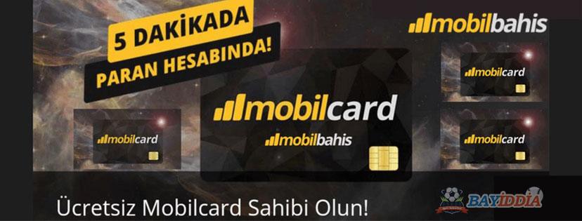 Mobilbahis'ten Pratik ve Avantajlı Ödeme Sistemi: Mobilcard